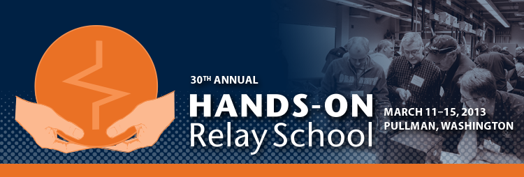 30th Annual Hands-On Relay School (Acct #2113)