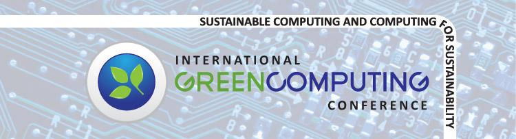 4th International Green Computing Conference #2253
