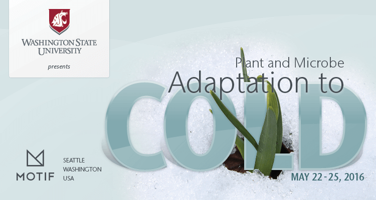 Plant and Microbe Adaptations to Cold