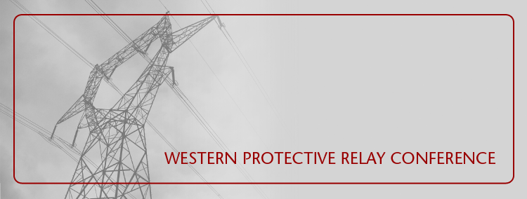 Western Protective Relay Conference 2015