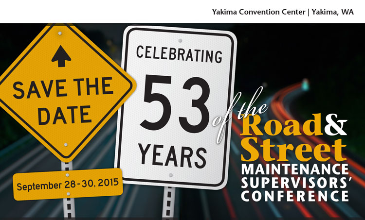2015 Road & Street Maintenance Supervisors Conference